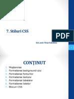 Stiluri CSS (II)_clase de Proprietati