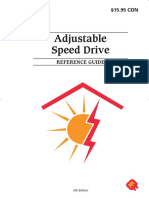 Adjustable Speed Drive Reference Guide