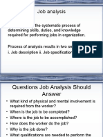 HRM 3 - Job analysis.ppt
