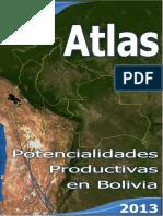 Atlas de Potencialidaes 2013