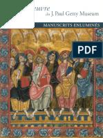 Les Manuscrits Enluminés - JP Getty Museum