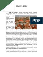 Monografie Sibiu