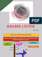 BAHAYA LISTRIK