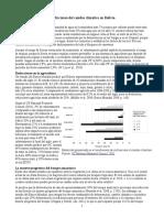 Predicciones Cambio Climatico Bolivia