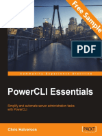 PowerCLI Essentials - Sample Chapter