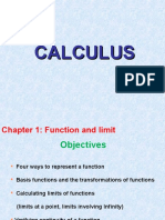 Chapter 1_Function and Limit
