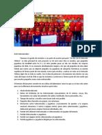 Un Dia Con La Selección Chilena