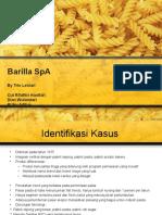 Presentasi Barilla SpA.ppt