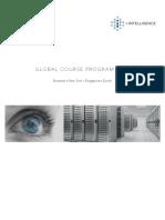Prix Et Détail Formation - Global_Course-Program_2016