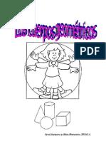 Los cuerpos geometricoss