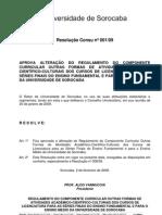 Regulamento Das OFAACCs