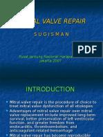 Mitral Valve Repair