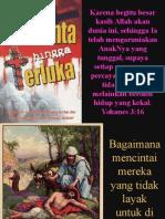 Khotbah Andri Des 2009 - Mencintai Hingga Terluka (2).ppt