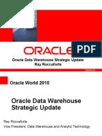 11g Data Warehousing