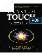 Quantum Touch the Power to Heal