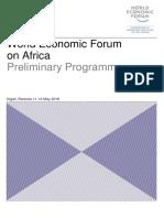WEF AF16 Programme Public