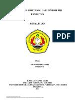 Bioetanol Biji Rambutan