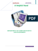 Dbms Complete Lab Manual