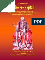 Yathiraja saptati