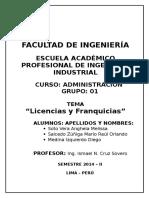 010 - Adm - Lincencias y Franquicias - Adm - 1 - Av