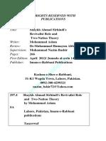 Role of Mujaddid Alf Tsani.pdf