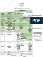 DLSU COL Course Checklist