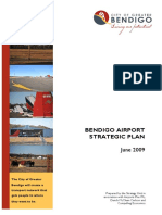 Bendigo Airport Strategic Plan June 2009