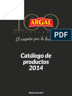 Argal Catalogo
