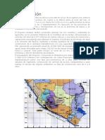 Proyecto Hidroelectrico Pampas Verdes