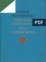 F. M. Dostojevski - Selo Stepančikovo i Njegovi Žitelji - Njetočka Njezvanova
