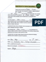 Release Form 1