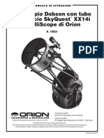 "Orion 14"" dobson manual"