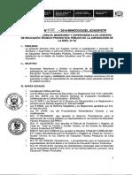 Directiva 028 Monitoreo y Supervision a Los Cetpro