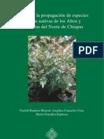 Guía para la propagación de especies leñosas