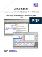 Getting Started With ATPDesigner