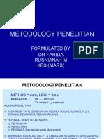 154503747 Metodology Penelitian Formulated Autosaved