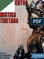 Anagarika Govinda - Fundamentos de La Mistica Tibetana