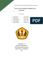 Tugas 2 - Pengadaan MSDM