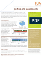 TOA Technologies Reporting Dashboards