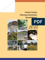 Chester County Planning Commission 2015 Annual Report