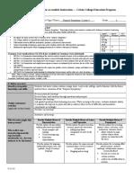 educ 302 303 unit plan lesson 4