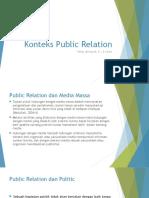 Bab. 2 Konteks Public Relation