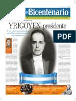 DIARIO DEL BICENTENARIO 1916