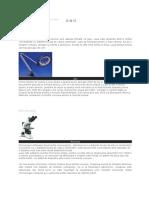 Instrumente Optice Care Dau Imagini Virtuale