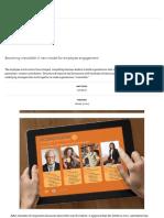 A New Model for Employee Engagement _ Deloitte University Press