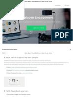 Employee Engagement - Employee Evaluation Surveys - Employee Performance - Questback