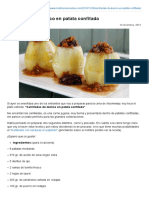 Carrilladas de Ibérico en Patata Confitada » Recetas Thermomix _ MisThermorecetas