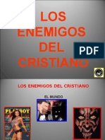 Enemigos Del Cristiano