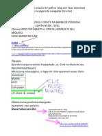 Tuitorial como postar arquivo em pdf no  blog sem fazer download [abrindo diretamente na página do navegador [fire-fox]