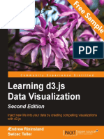 Learning d3.js Data Visualization - Second Edition - Sample Chapter